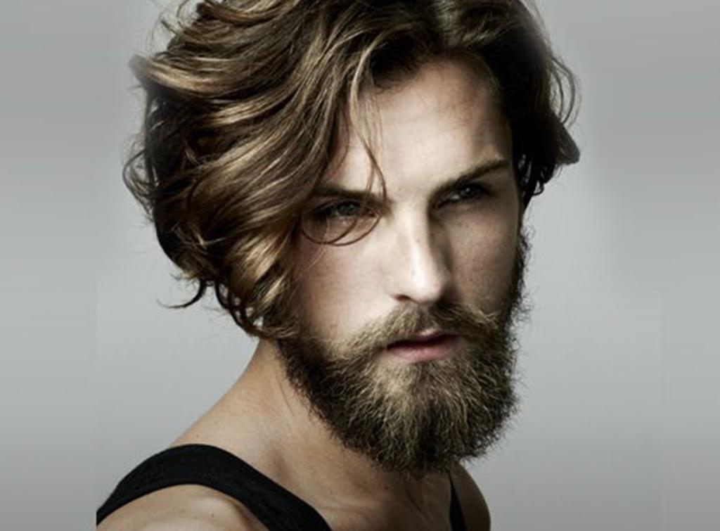 stylish mens haircut